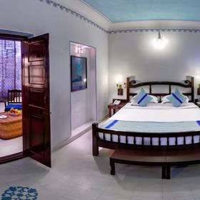 Karma Haveli Bedroom