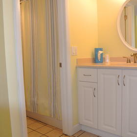 Sand and Surf Condominium — Bathroom