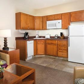 WorldMark Palm Springs Kitchen