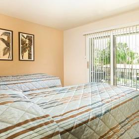 WorldMark Palm Springs Bedroom