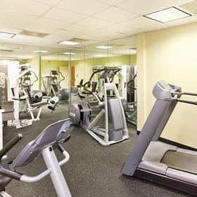 WorldMark Palm Springs Fitness Center