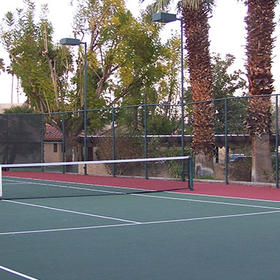 Oasis Resort Tennis Court