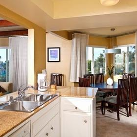Four Seasons Pacifica Kitchen