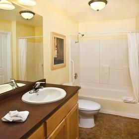 WorldMark San Diego - Mission Valley Bathroom
