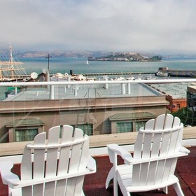 The Suites at Fisherman's Wharf — Rooftop Desk