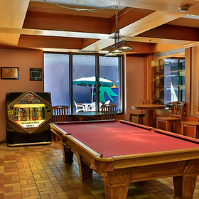 Tahoe Seasons Resort Game Room