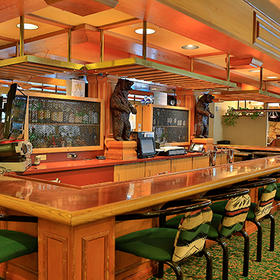 Tahoe Seasons Resort Bar