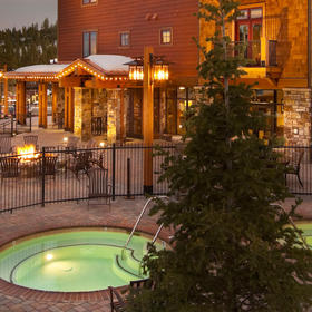 Northstar Lodge by Welk Resorts Whirlpool Hot Tubs