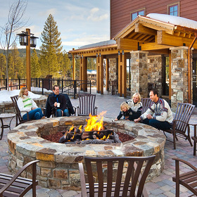 Northstar Lodge by Welk Resorts Fire Pit