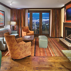 The Ritz-Carlton Club, Lake Tahoe Living Area