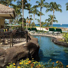 Marriott's Ko Olina Beach Club Nai'a Pool Bar
