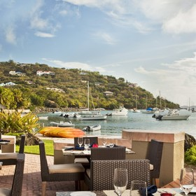 The Westin St. John - Virgin Grand Villas Waterside Dining