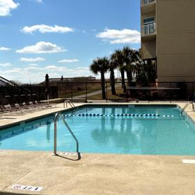 Peppertree by the Sea — Outdoor Pool