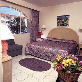 Tropicana Aruba Resort & Casino at Eagle Beach - Unit Bedroom