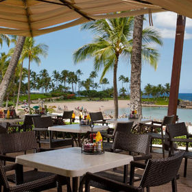 Marriott's Ko Olina Beach Club Longboards Bar and Grill