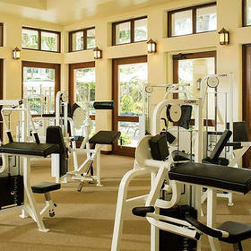 Marriott's Ko Olina Beach Club Fitness Center