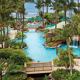 Marriott's Maui Ocean Club Pool