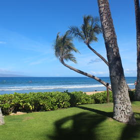 Marriott's Maui Ocean Club - Lahaina Villas — Beach