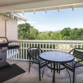 WorldMark Windsor Balcony