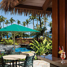 Marriott's Maui Ocean Club - Lahaina Villas — Poolside Bar