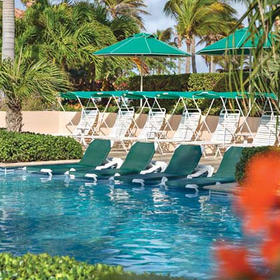 Marriott's Aruba Surf Club Serenity Pool