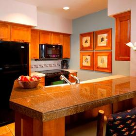 Sheraton Mountain Vista Villas Kitchen
