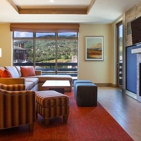 Wyndham Resort at Avon — Living Area