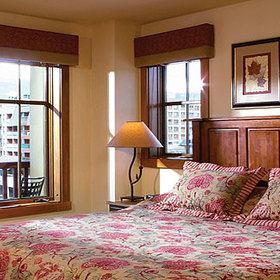 Hyatt Main Street Station, A Hyatt Residence Club Bedroom