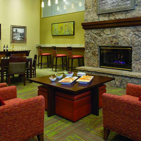 Marriott's Mountain Valley Lodge Lounge
