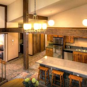 Gold Point Resort Kitchen