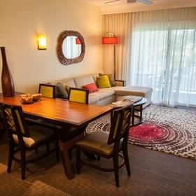 Kings' Land by Hilton Grand Vacations Club — Living area