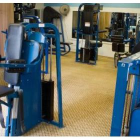 Trade Winds on the Bay Fitness Center