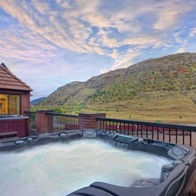 Wyndham Durango Hot Tub
