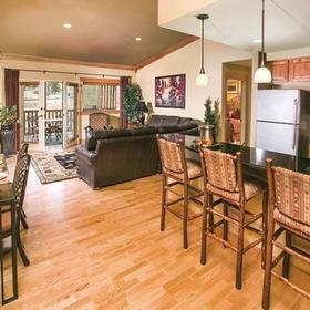 WorldMark Estes Park Dining Area
