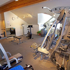 Rams Horn Village Resort Fitness Center