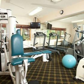 Gateway Mountain Lodge — Fitness Center
