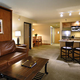 Grand Lodge Crested Butte — Living Area