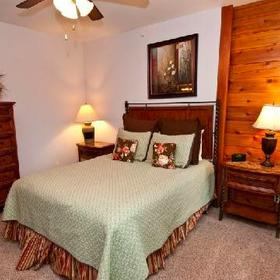 San Juan Mountain and Golf Resort Bedroom