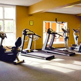 The Inn at SilverCreek — Fitness Center