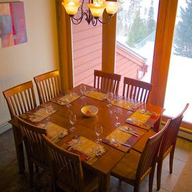 Timber Ridge Dining Area