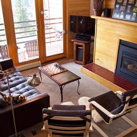 Timber Ridge Living Area