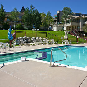 Snowmass Inn — Pool