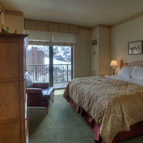 Steamboat Grand — Bedroom