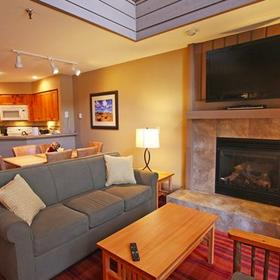 The Village at Steamboat — Living Area