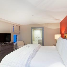 The River Club Bedroom