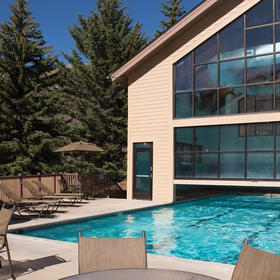 Marriott's StreamSide at Vail Bedroom Pool