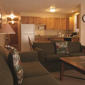 Apollo Park at Vail Living Area