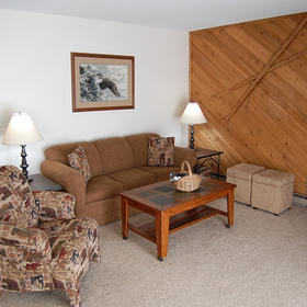 Timber Run Living Area