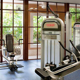 Marriott's Aruba Surf Club Fitness Center