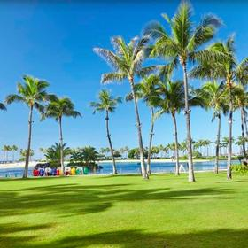 Hilton Grand Vacations Club (HGVC) at The Grand Waikikian — Hilton Grand Vacations Club (HGVC) at The Grand Waikikian Grounds